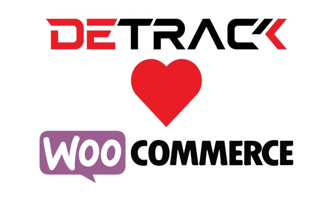 Woocommerce-Detrack sistemas de ultima milla